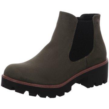 Rieker Chelsea Boot oliv