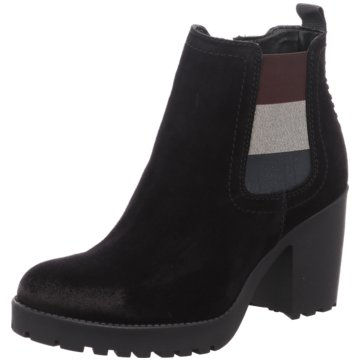 Tommy Hilfiger StiefeletteAnkle Boots schwarz