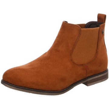 Rieker Chelsea Boot orange