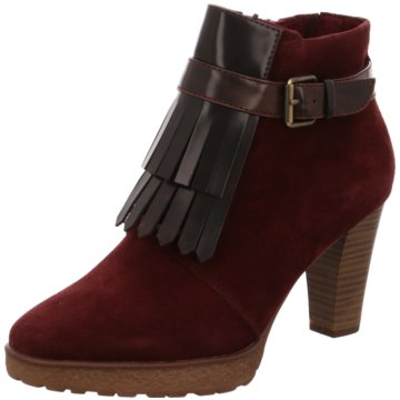 Tamaris Plateau StiefeletteAnkle-Bootie rot