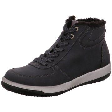 Jenny Sneaker High blau