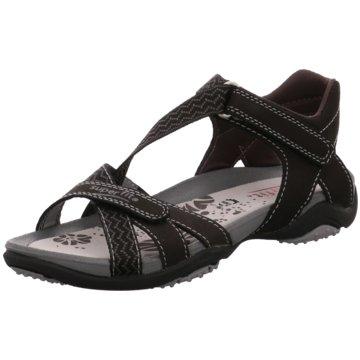 Superfit Offene SchuheNANCY schwarz