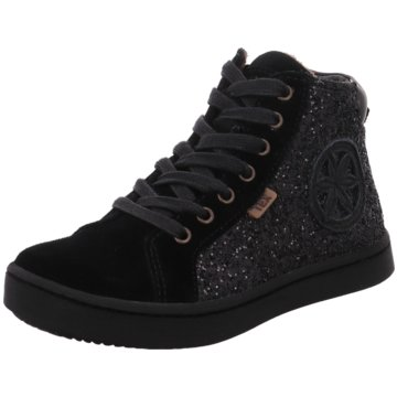 Bisgaard Sneaker High schwarz