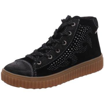 Salamander Sneaker High schwarz