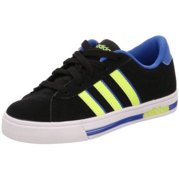 adidas Sneaker LowDaily Team K schwarz