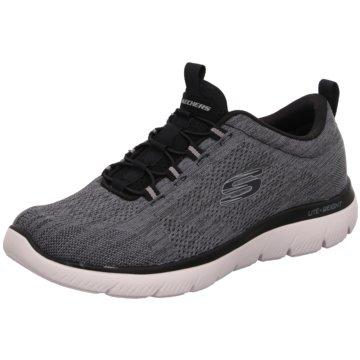 Skechers Sneaker LowSummits Louvin grau