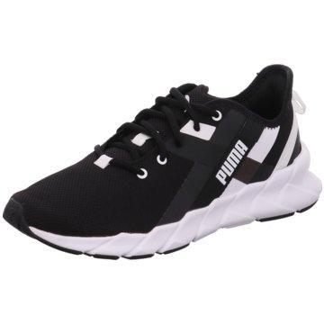 Puma Top Trends SneakerWeave XT Wn's schwarz