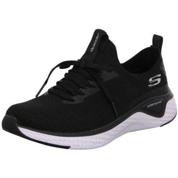 Skechers Sneaker LowSolar Fuse schwarz