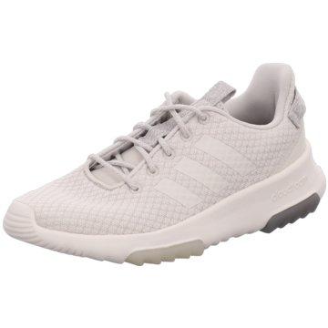 adidas Sneaker LowCF Racer TR weiß