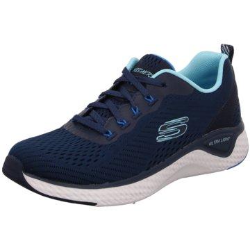 Skechers Sportlicher SchnürschuhSneaker blau