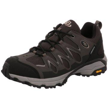 Geka Outdoor Schuh schwarz