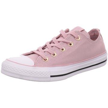 Converse Sneaker LowChuck Taylor All Star Sneaker rosa