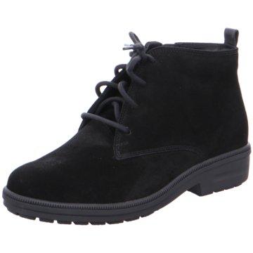 Ganter Komfort Stiefelette schwarz