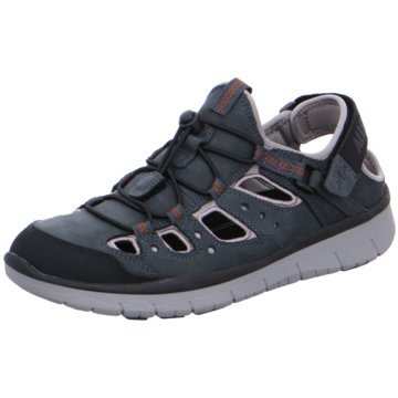 Mephisto Komfort Schuh grau