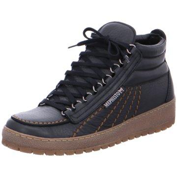 Mephisto Sneaker High schwarz