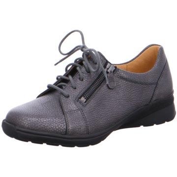 Ganter Komfort SchnürschuhKatja grau