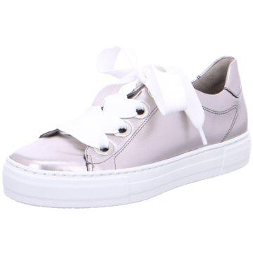 Jenny Plateau Sneaker weiß