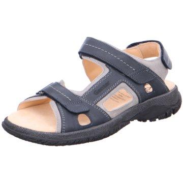 Ganter Komfort Schuh blau