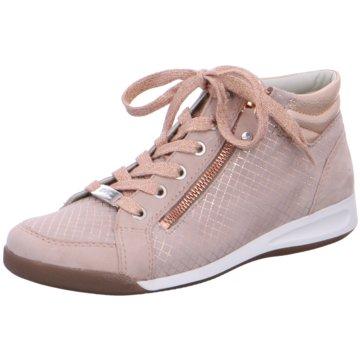 ara Sportlicher Schnürschuh rosa