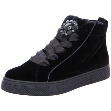 Hassia Komfort Stiefelette schwarz