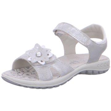 Lurchi by Salamander Offene Schuhe silber