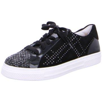 Hassia Sneaker Low schwarz