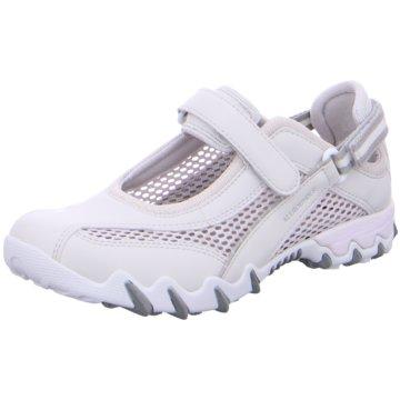 Allrounder Komfort Slipper weiß