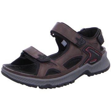 Allrounder Komfort Schuh braun