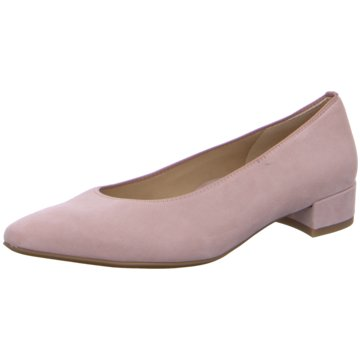 ara Flacher Pumps beige