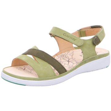 Ganter Komfort SandaleGina grün