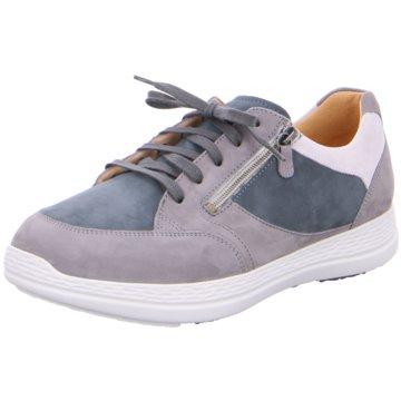 Ganter Komfort Schnürschuh grau