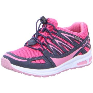 Lurchi Sportlicher Schnürschuh pink