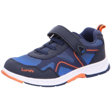 Lurchi by Salamander Trainings- und Hallenschuh blau