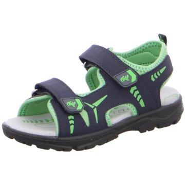 Lurchi by Salamander Offene Schuhe blau