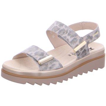 Mephisto Komfort Sandale grau