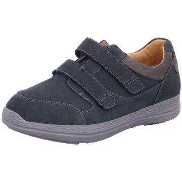 Ganter Komfort Slipper blau