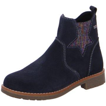 Lurchi Halbhoher Stiefel blau