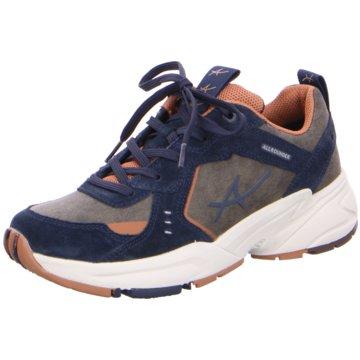Allrounder Sneaker Low braun
