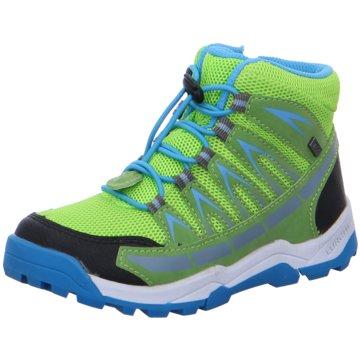 Lurchi Sneaker HighTristan grün