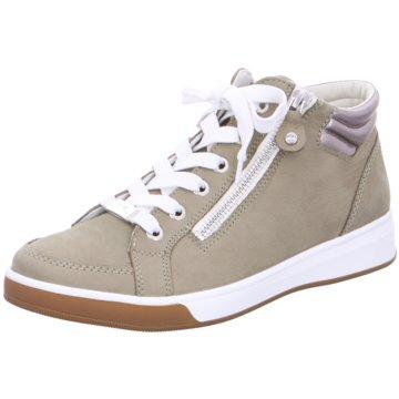 ara Sneaker High beige