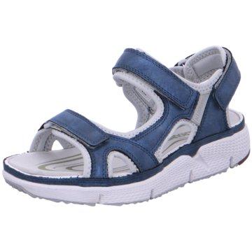 Allrounder Komfort SandaleITS ME - P2006634 blau
