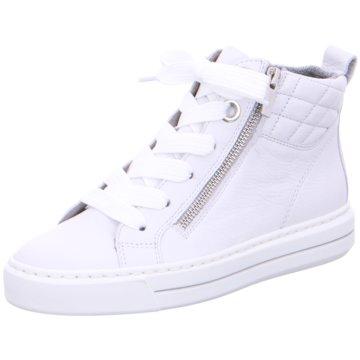 ara Sneaker High silber