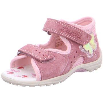 Lurchi Kleinkinder Mädchen rosa