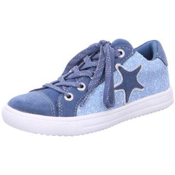 Lurchi Sneaker LowSINJA blau
