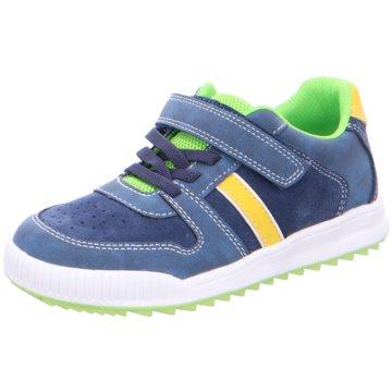 Lurchi Sneaker LowGERALD blau