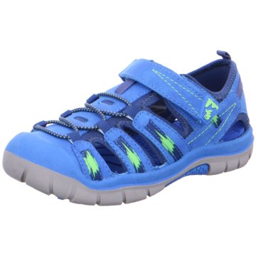 Lurchi Offene SchuhePete blau