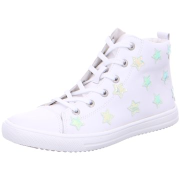 Lurchi Sneaker High weiß