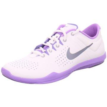 Nike Sportlicher Schnürschuh lila