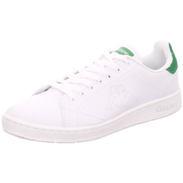 Kappa Sneaker LowCourt weiß