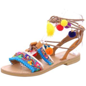 Four G Srl Top Trends Sandaletten bunt